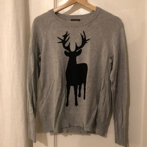 The Limited Deer/Buck Sweater